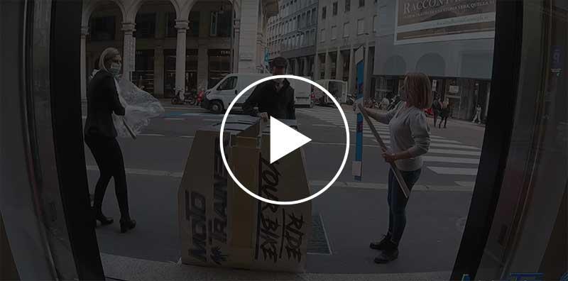 Moto Trainer in a box